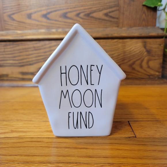 Rae Dunn Honey Moon Fund house